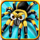 Spider Smasher Free Multiplayer Game by Top Cool Fun Apps - Addictive Racing Games for Kids, Boys and Girls